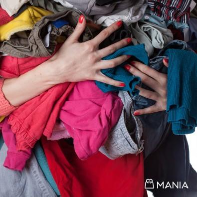 Колко тежат дрехите ни?