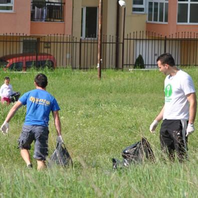 Да изчистим България за един ден!